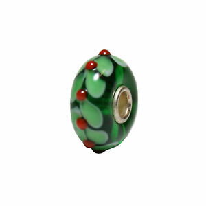 *Collectors Item* Trollbeads Classic Christmas Collection Bead TGLBE-00053-C
