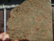 RFM - AUSTRALIAN NUNDORITE aegerine in orthoclase syenite Lapidary Slab beads