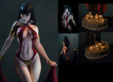 Women of Dynamite VAMPIRELLA Statue J Scott CAMPBELL Color Edition Ltd to 1969!