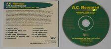 A.C. Newman  The New Pornographers  The Slow Wonder  2004 U.S. promo cd  -Rare!