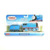 Fisher-Price Thomas and Friends Trackmaster Edward Motorized Engine Train New