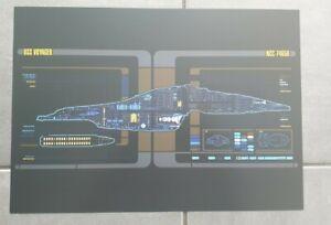 Star Trek Lcars A3  Uss voyager