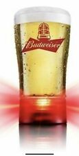 Budweiser Red Light Goal Glass Sync Bluetooth NHL Hockey Beer Cup - New In Box!