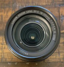 Canon EF-S 18-135mm f/3.5 to 5.6 IS NANO USM Zoom Lens - Mint Condition