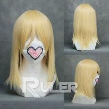 Hetalia Axis Powers Felix Lukasiewicz /Kingdom Hearts Namine Cosplay Wig 026B