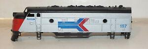 Amtrak F7A shell   Athearn
