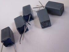 5 Pcs Radial Tower Polystyrene Capacitors bt LCR 0.0091uF = 9.1nf 1% 63v STY-9N1