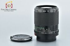 Excellent-!! Canon New FD NFD 100mm f/2 i