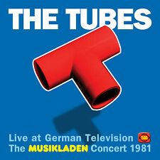 THE TUBES New Sealed 2018 UNRELEASED 1981 GERMANY CONCERT CD