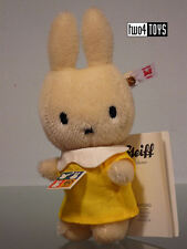STEIFF 60th ANN DUTCH NIJNTJE - MIFFY KEYRING 12cm / 4.8in. EAN 354748 RETIRED
