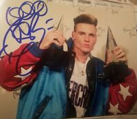 Vanilla Ice signed 8x10 American Music AWARDS  Photo A MUST HAVE