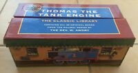 Thomas the Tank Engine Library, all 26 books in box