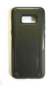Samsung Galaxy S8 Spigen Case Shockproof Hybrid Armor Thin Fit Dual Layer