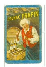 "Single Vintage Playing Card ""Frapin"" Cognac"