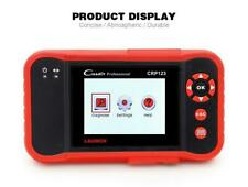"Test Engine Code Reader 3.5""LCD Scanner Diagnostic Tool/ABS/SRS/AT X-431 CRP123"
