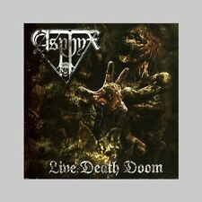 Live Death Doom - Asphyx (CD Used Very Good)
