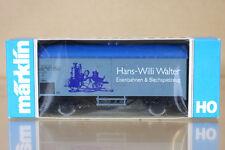 Marklin Märklin 4415 K8007 Hans Willi Walter Remorque Eisenbahn Blechspeilzeug