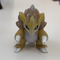 "Pokemon TOMY Monster Collection 1-2"" Sandslash Figure Nintendo CGTSJ Japan Mini"