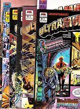 ULTRAMUNDO colección completa (7 números) MC ediciones, 1987.