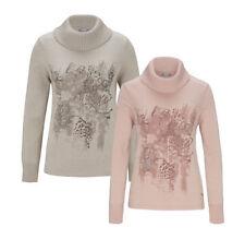 Normalgröße Damen-Pullover ohne Verschluss