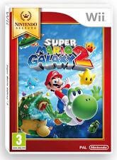 Super Mario Galaxy 2 Selects Nintendo WII IT IMPORT NINTENDO
