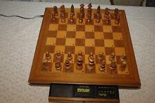 Mephisto München Schachcomputer(Turniergröße) mit Polgar Modulset