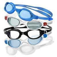 Speedo Futura Plus Adult Swimming Goggles - UV Protection - Anti-fog