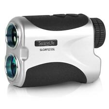 Serene-Life SLGRFS25SL Golf Pro Laser Range Finder - Digital Golf Distance Meter