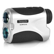 Serene-Life SLGRFS25SL Golf Pro Laser Range Finder - Digital Golf Distance Meter