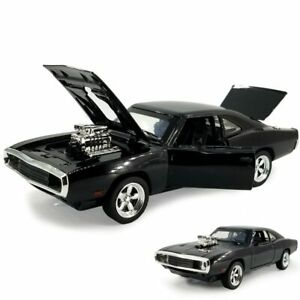 1:32 Dodge Charger The Fast and The Furious Alloy Car Models Kids Toys Children