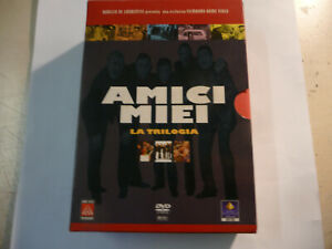 "AMICI MIEI""LA TRILOGIA-BOX NR 3 DVD HOME VIDEO 2002"