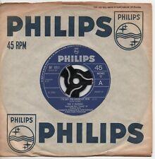 THE 4 SEASONS i've got you under my skin*huggin' my pillow 1966 UK PHILIPS 45