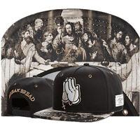 Hip Hop Men's CAYLER Sons Triangle Cap adjustable Baseball Snapback Hats Black