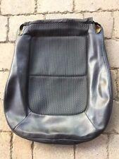 BMW Z3 Roadster 1994-2002 Black Struktur Leather Passenger L/H Seat Cover BOTTOM