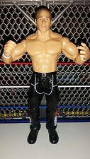 WWE Jakks wrestling figure Heartbreak Kid Shawn Michaels! In black + red pants.