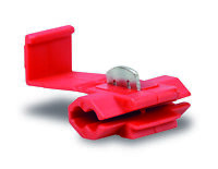 Cartrend  80300 Kfz Klemmverbinder rot zum Abzweigen 0.5 bis 1 qmm