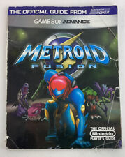 Metroid Fusion Official Player's Guide Nintendo Power 2002