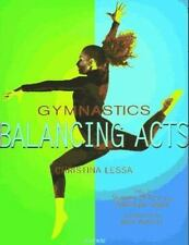 NEW! Gymnastics: Balancing Acts book by Christina Lessa photographs olympics