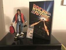 Hot Toys Movie Masterpiece Back to the Future Marty McFly + A Few Extras
