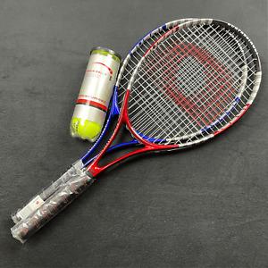 Tennis Raquet and Ball Set Outdoor Backyard Games Regular Tennis Racket Size AU