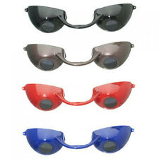 Tanning Bed Eyewear Goggle Peepers Cal Tan  UV Protection Indoors and Outdoors