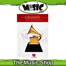New Grammy Awards Best Country Song 1964-2011 PVG Music Book- Piano Vocal Guitar