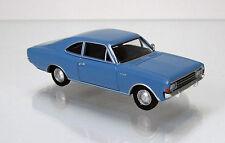 Brekina 20651 Opel record C Coupe, Horizontblau Batteur