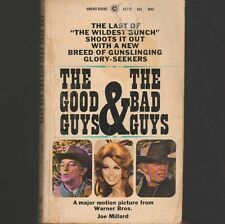 THE GOOD GUYS & THE BAD GUYS Joe Millard PB 1969 M2