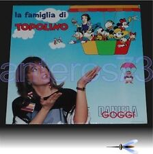 """DANIELA GOGGI """"LA FAMIGLIA DI TOPOLINO"""" LP- WALT DISNEY"""