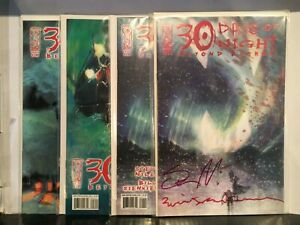 30 Days of Night Beyond Barrow #1-3 Set & Ltd Ed Foil Signed Cover VF/NM IDW