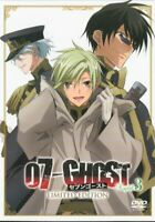 GHOST 3-07 [ First Release Limited Edition ] [DVD]