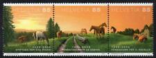 SWITZERLAND MNH 2008 SG1752-54 The Horse Foundation