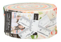 "Moda, Summer Sweet, Jelly Roll, 2.5"" Fabric Quilt Strips, 37580JR, J10"