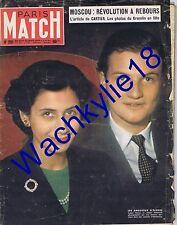 Paris Match 251 16/01/1954 Jimmy Goldsmith Elbe Papini Guingouin Maroc Emmaus